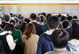 通勤・通学の写真